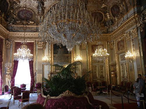July Monarchy (a.k.a. Kingdom of France) exhibit