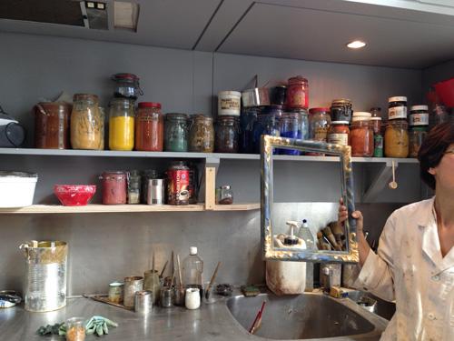 Parisian crafts - jars