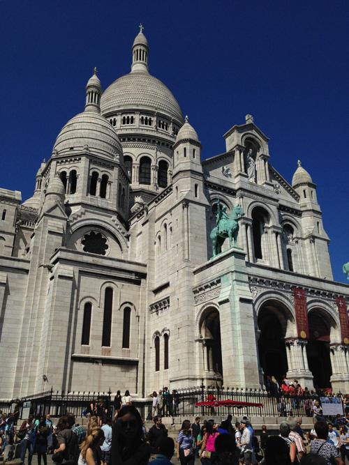 Basilica of the Sacré Cœur