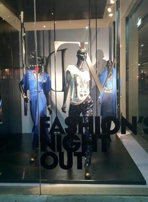 LIM College Fashion's Night Out FNO New York