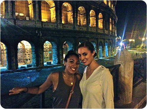 Bianca Erin at Coliseum