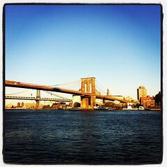 brooklyn bridge aaron