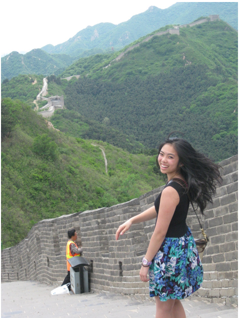 K  Institutional Advancement Photos Blogs Study Abroad China 2011 great wall resized 600