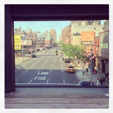 Aaron  Ku - High Line