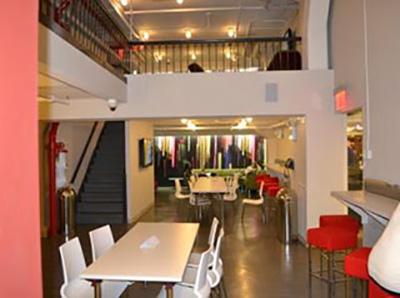 Maxwell Hall Lounge