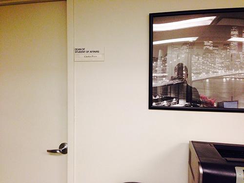 Aaron Ku - Dean Pryor's Office