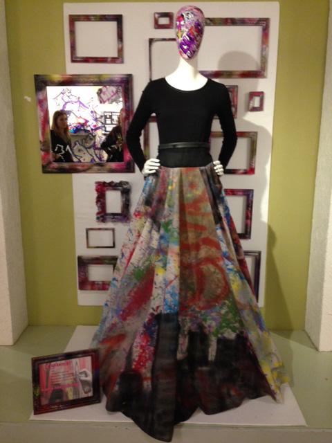 Erin Meade - Grafitti Skirt