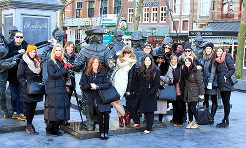 Amsterdam and Paris trip