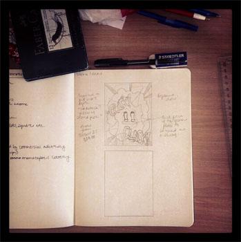 class notebook