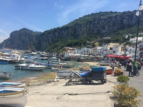 Capri_boats
