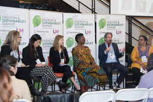 Fashion and Sustainability Summit Panel Members