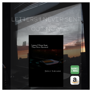 Letters I Never Sent by Joely Lirano