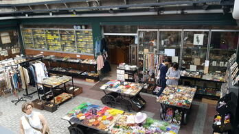 The World S Largest Flea Market Is In France