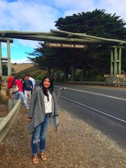 Nicole_Great_Ocean_Road