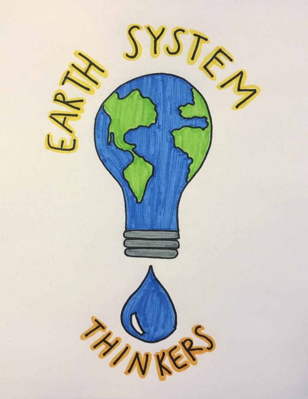 Earth Systems Thinkers artwork