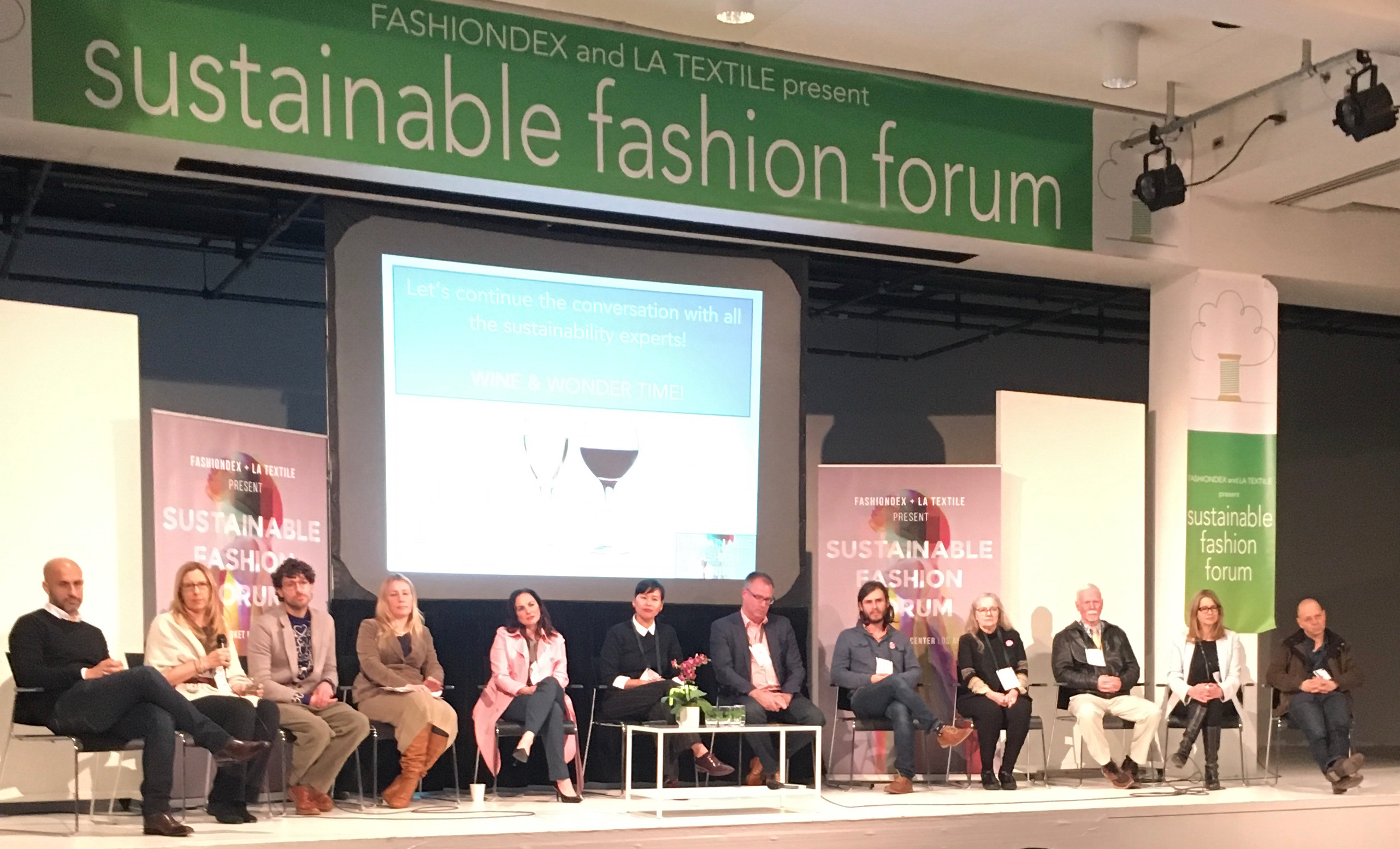 LA sustainable forum