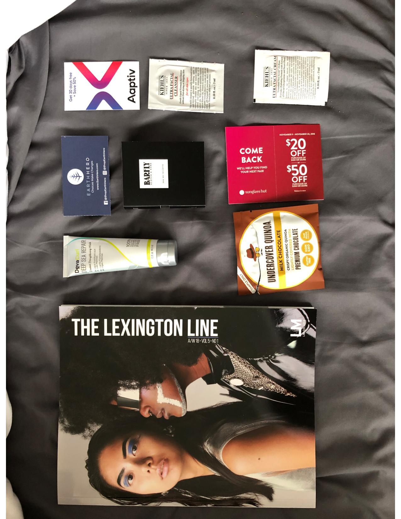 Moise Kleinman Ariel--Lexington Line Launch Photo #1-page-001